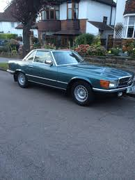 1984 mercedes benz sl class 380 sl for sale classic cars for sale uk