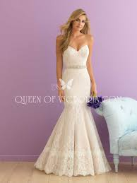 Wedding Dress Elegant Elegant Strapless Sweetheart Long Tail Lace Mermaid Wedding Dress