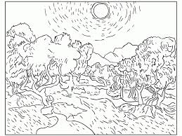 innovational ideas famous artist coloring pages coloring pages