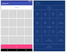 grid layout for android android gridlayout рушится на небольшом дисплее qaru