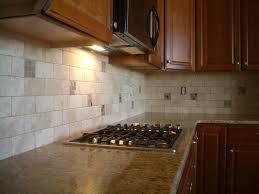 travertine tile kitchen backsplash travertine tile backsplash great home decor pretty travertine