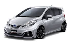 nissan versa performance mods nissan versa note by impul tuningtuningcult