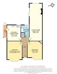 2 bedroom bungalow for sale in greentrees avenue tonbridge tn10 4ne