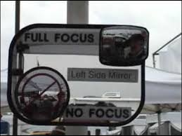 Mirrors For Blind Spots On Cars Worlds Best Blind Spot Safety Mirror Demonstration Youtube