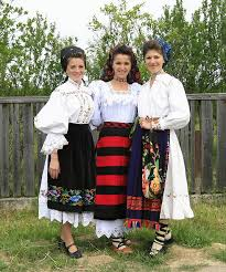 traditional folk costumes
