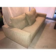 design within reach sofas design within reach havana sofa chairish