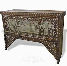 mediterranean levantine u0026 syrian furniture inlaid with mother of
