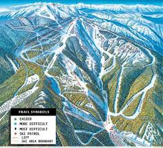 Utah Ski Resort Map by Montana Snowbowl Trail Map Liftopia