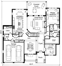 House Plans With Dual Master Suites by House Plans With Master Bedroom On First Floor Webbkyrkan Com