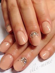 elle memo nail nails nailart neutral and beautiful love the