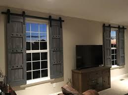Barn Door Furniture Company Interior Window Barn Door Sliding Shutters Barn Door Shutters