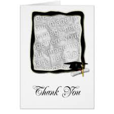 thank you insert greeting cards zazzle