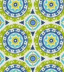 waverly modern essentials fabric solar flair lime indigo joann