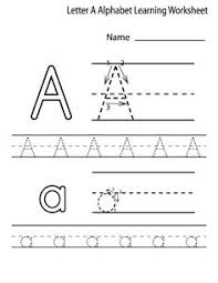 english alphabet worksheet for kindergarten activity shelter
