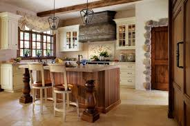 Double Kitchen Island Designs Kitchen Design 20 Best Photos French Country Style Kitchen