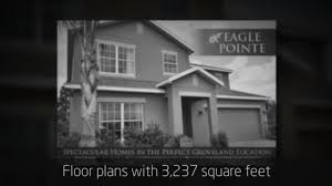 pointe homes floor plans eagle pointe in groveland fl new homes u0026 floor plans by royal