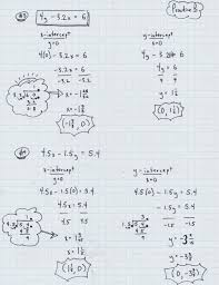 Geometry Dilations Worksheet Yesterday U0027s Work Unit 3 Linear Functions Have A Problem Use