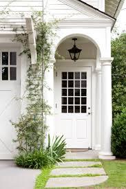 Front Door House Best 25 White Front Doors Ideas On Pinterest Farmhouse Patio