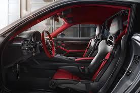 Porsche 911 Interior - 700 hp 2018 porsche 911 gt2 rs revealed photo u0026 image gallery