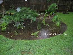 backyard drainage houston backyard and yard design for village
