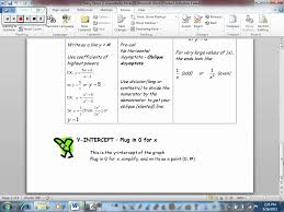 using ratey for rational functions youtube