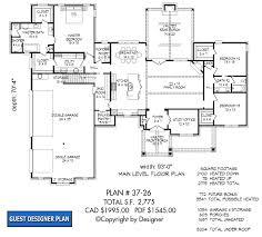 house plan 37 26 vtr house plans by garrell associates inc