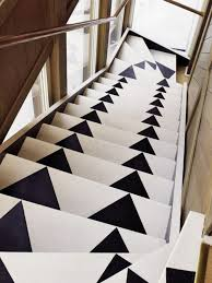 step it up 10 creative ways to paint your stairs u2014 from the