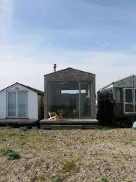 woodsy beach house in whitstable england