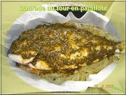 cuisiner de la dorade recette de thérèse daurade au four en papillote la table de mamou