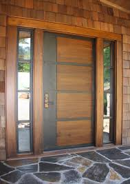 contemporary walnut double entry door google search home