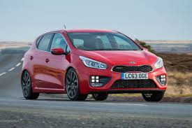 kia ceed gt review and pictures evo