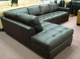 Leather Sofa Set Prices Sofas Center Poundex Black Faux Leather Sectional Sofa Set For