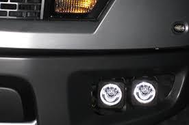 2015 f150 led fog lights visionx ford f150 raptor optimus halo led fog light kit