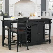 kitchen island stool home styles grand torino kitchen island and two stools walmart