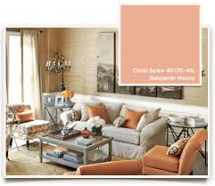 Tangerine Home Decor Color Trend Forecast How To Decorate