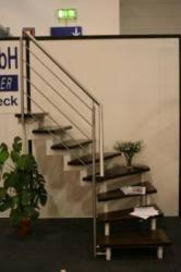 geradlã ufige treppe treppenarten bauunternehmen