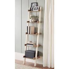 Ebay Bookcase by Better Homes And Gardens Bedford 5 Shelf Narrow Leaning Bookcase