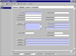 form designer customize win forms form designer