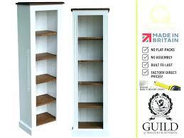 Target Narrow Bookcase Slim Bookshelf Thespokesman Me