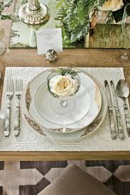Table Setting by Our Favorite Christmas Table Settings Southern Living