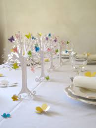 Baptism Centerpieces Ideas The Christening Party Of Baptism
