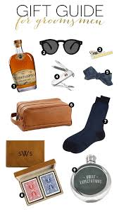 wedding gift guide the ultimate gift guides for grooms and groomsmen grooms bridal
