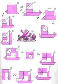 images of easy origami christmas ornaments instructions all can