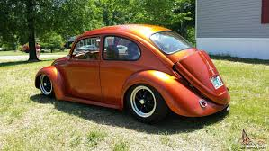 volkswagen thing stance built 1972 vw bug sharp