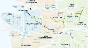 vancouver skytrain map search all condos near the skytrain stations