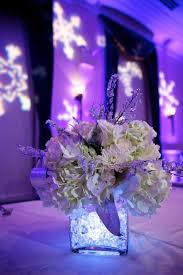 sweet 16 centerpieces winter birthday party ideas winter