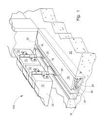 Exterior Door Seals Thresholds by Patent Us20100064590 Zero Step Sill Extruded Flush Threshold