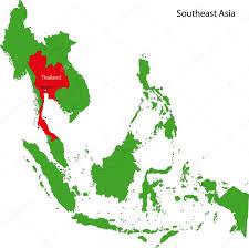 thailand vector map thailand map stock vector volina 32474871