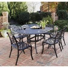 oval aluminum patio table furniture best patio design using cast aluminum patio furniture