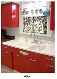 Painted Metal Kitchen Cabinets Retro Metal Kitchen Cabinets Hbe Kitchen